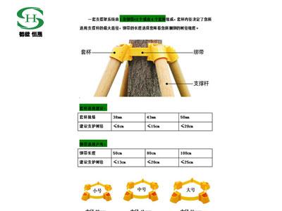 樹木支撐架