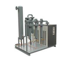 中高压空压机压缩空气冷冻式干燥机
