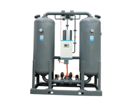 WXF(Y)空压机微热再生吸附式压缩空气干燥机