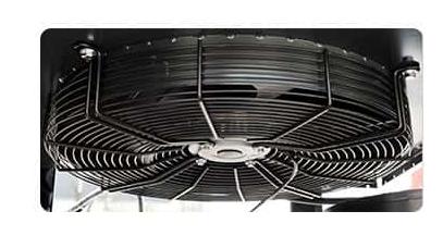 冷卻風扇變頻控制