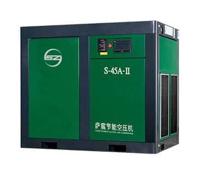 高效工頻雙級壓縮螺桿空壓機
