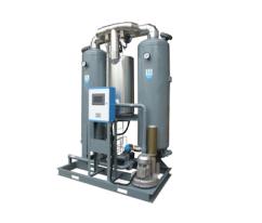 GFB空压机零气耗鼓风热再生吸附式压缩空气干燥机