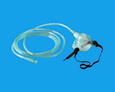 哈密医用吸氧面罩