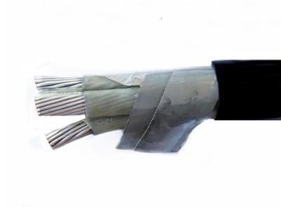 鋁芯鋼帶鎧裝電力電纜