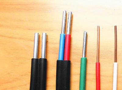 山西固定布線用無護套電纜