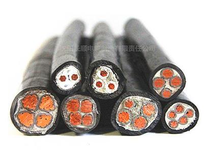 四川礦用阻燃電力電纜