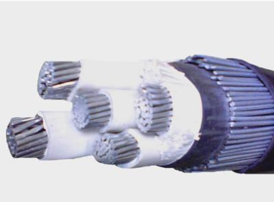 鋁芯鋼絲鎧裝電力電纜