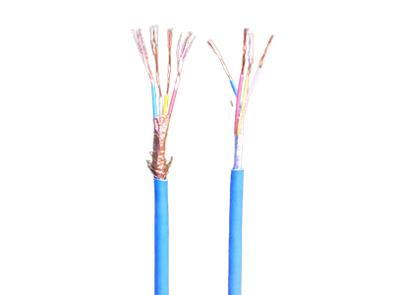 河南煤礦用編織屏蔽阻燃通信軟電纜