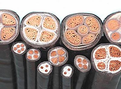 黑龍江煤礦用鋼帶鎧裝阻燃電力電纜