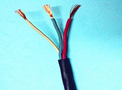 黑龍江橡套軟電纜