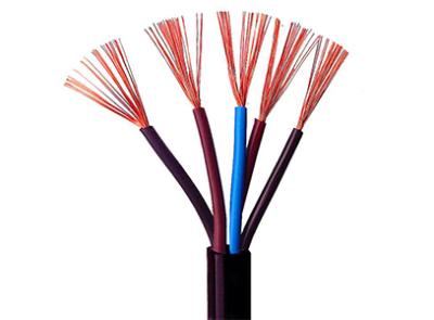 礦用阻燃控制軟電纜