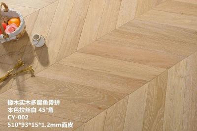 如何檢查橡木地板是否安裝合格?