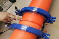 長治市MPP管焊接施工案例
