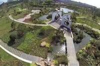 河南鋼絲網骨架復合管廠家與園博園旅游工程項目合作