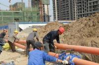 鄭州科技產業園項目施工案例
