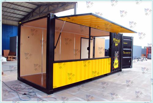 集裝箱商鋪項目案例