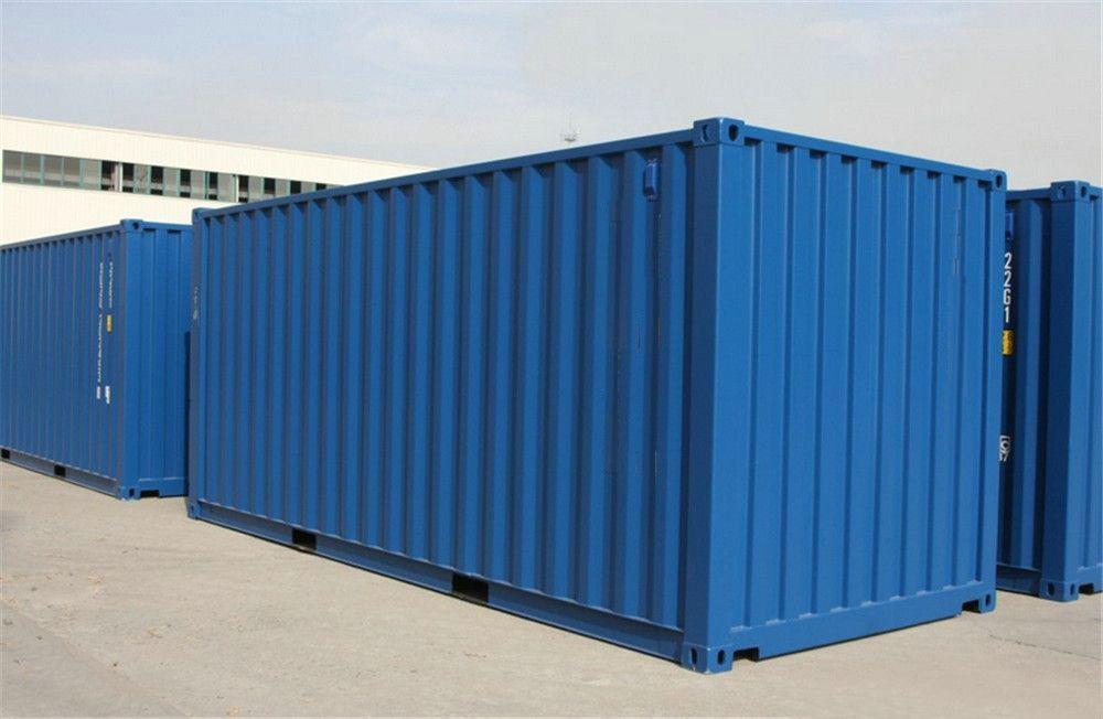 什么是集装箱container