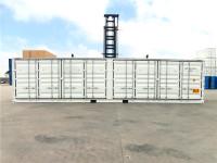 40尺-40FT-12米單側全側開集裝箱