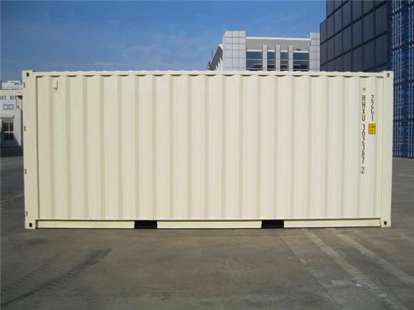 20尺標準集裝箱尺寸與規格