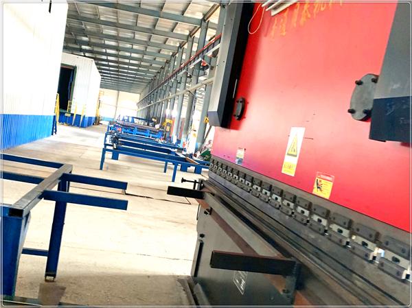 集裝箱生產車間及加工設備
