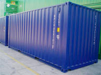 标准海运集装箱