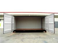 20尺-20FT-6米單側全側開集裝箱