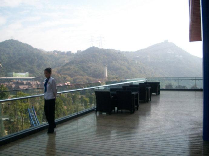 集裝箱度假酒店觀景臺