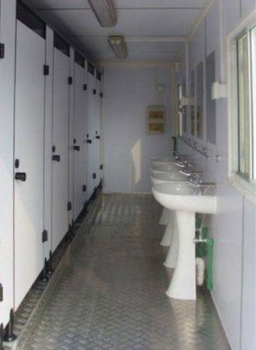 集裝箱廁所,集裝箱衛生間