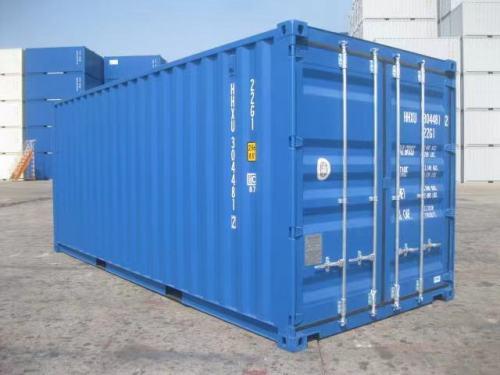 萊蕪6米標準集裝箱