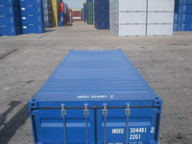6米标准集装箱