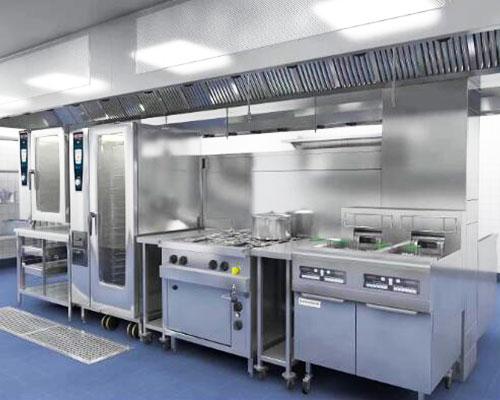 酒店厨房厨具设备