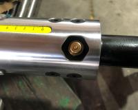 不锈钢凸健式气胀轴