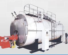 WNS系列燃油(氣)蒸汽鍋爐