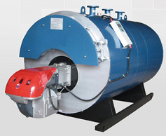 CWNS系列燃油(氣)常壓熱水鍋爐