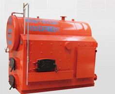 WNSH系列環保無煙一體化鍋爐