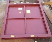 平板型平面鑄鐵閘門