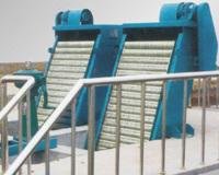 階梯式格柵機