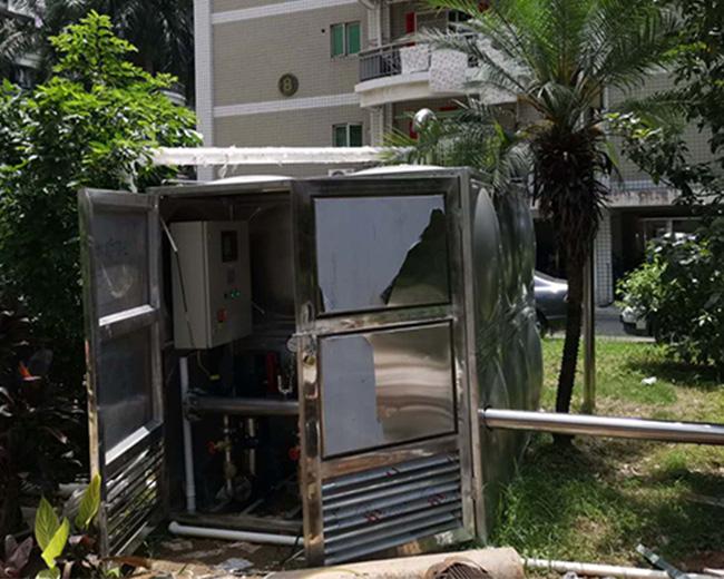 一體化供水泵站