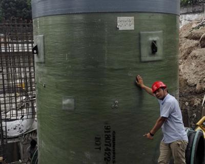 一體化大型軸流泵站