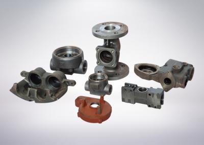鐵件、鑄鐵類零部件
