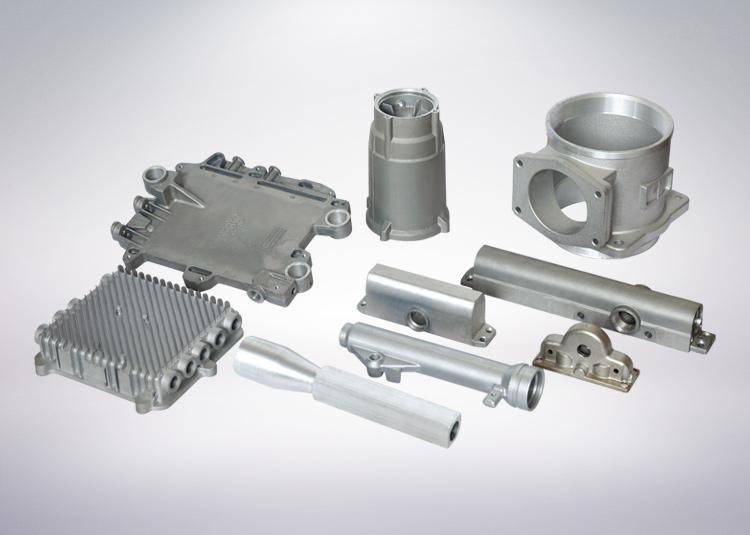 鋁殼、異形類零部件