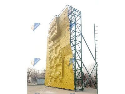 攀岩设施-室外人工攀岩设施