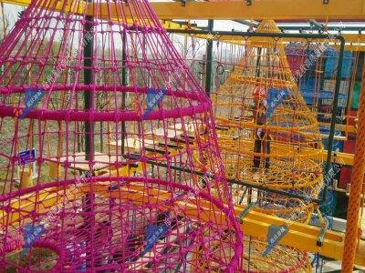 绳网探险乐园-绳网探险设备-绳网探险项目