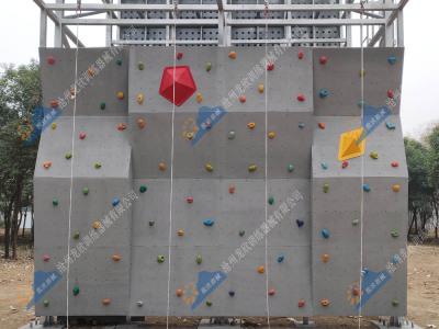 室外抱石攀岩-国际比赛专用攀岩墙