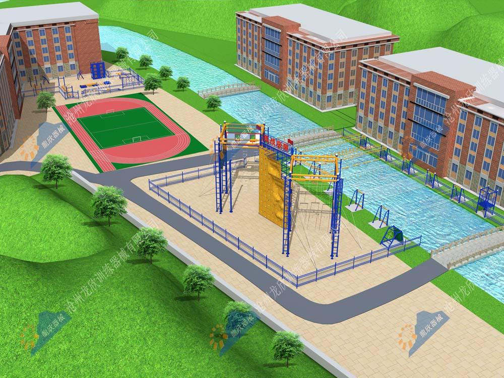 高空拓展器械,场地拓展器材,水上拓展设施