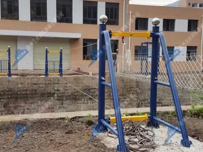 水上拓展训练设备-缅甸桥