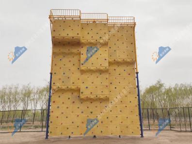 辽宁定制攀岩墙-人工攀岩设备