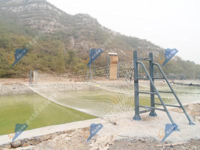 水上拓展训练器材-攀网过河
