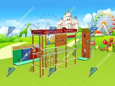 儿童探索乐园-室内儿童探索乐园-探险塔