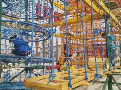 儿童乐园设备-儿童拓展乐园设备